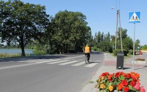 Ulica Chełminska - po remoncie
