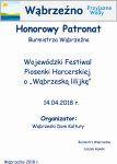 HonorowyPatronatBurmistrza - Wąbrzeska Lilijka