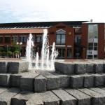 Urząd miasta w Syke
