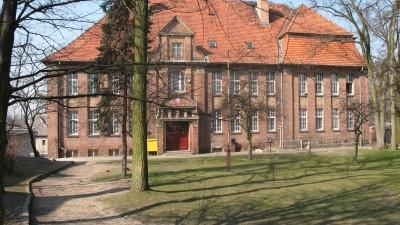 Szkoła Podstawowa nr 2 - przed termomodernizacją