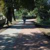 Ścieża rowerowa nad j. Frydek - sierpień 2013