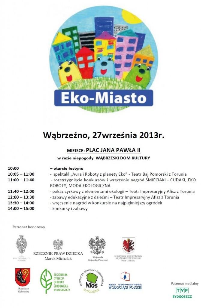 Eko miasto - program