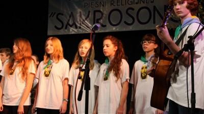 Sakrosong 2013