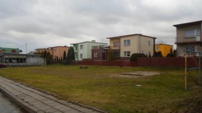 Ulica Topolowa - miejsce na plac zabaw