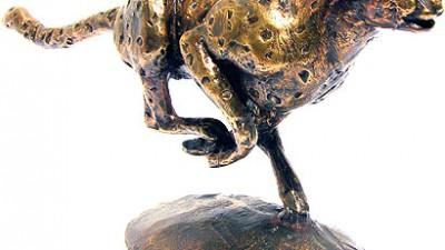 statuetka Gepard Biznesu