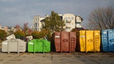 Zbiórka odpadów jesien 2014