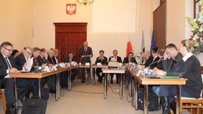 II Sesja Rady Miasta 2014r-2
