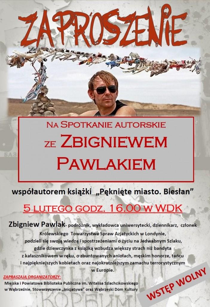 Spotkanie z Pawlakiem,5.02.2015r. 2