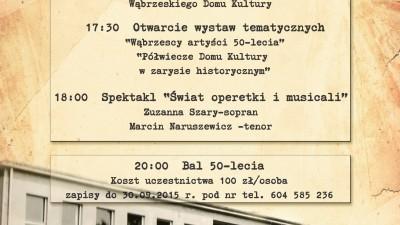 50 lat WDK