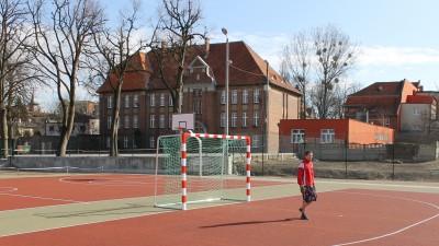 Szkoła Podstawowa nr 2. Fot. A. Borowska