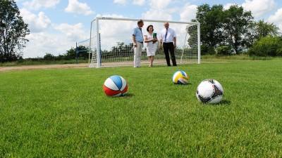 Boisko do piłki nożnej - ul. 750-lecia 2