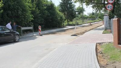 Budowa ulicy Pod Młynik - 2016 r. (3)