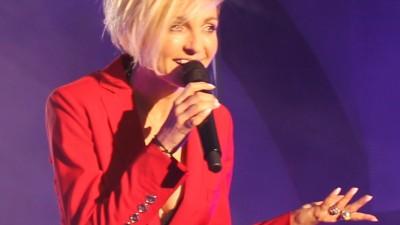 Ania Wyszkoni obchodziła swoje urodziny w Wąbrzeźnie