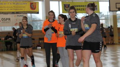 1-16 Mistrzostw Polski Juniorek w piłce recznej - 13 - 15 stycznia 2017 r. 35