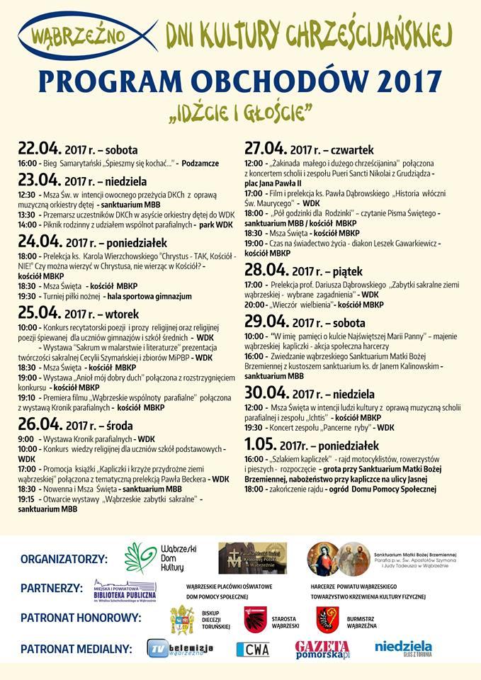 Program DKCh