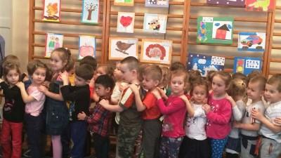 Przedszkolacy biorą udział w ogólnopolskim konkursie Przedszkole talentów (24)