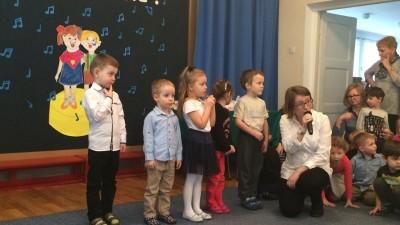 Przedszkolacy biorą udział w ogólnopolskim konkursie Przedszkole talentów (35)