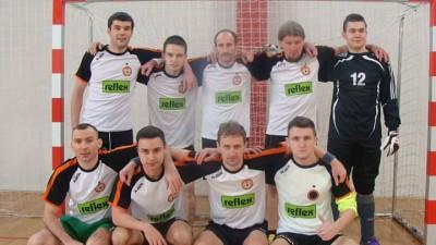 Underart w rozgrywkach Halowej Piłki nOżnej Amatorów w Golubiu Dobrzyniu