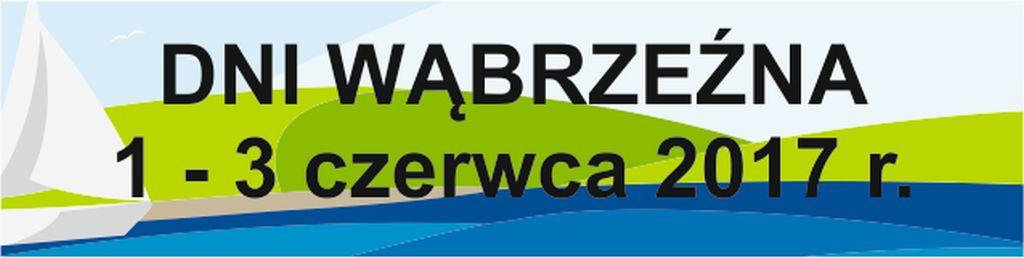 Dni Wąbrzeźna - 2017 (małe logo)