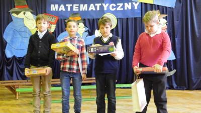 III Wojewódzki Konkurs Matematyczny Mała Liga Zadaniowa dla uczniów klas III (10)