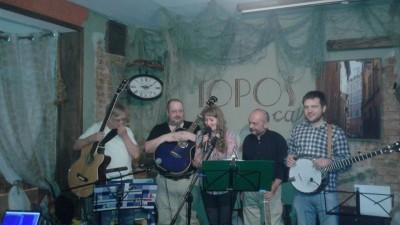 KOncert piosenek Oli Bacińskiej w Sopocie - 8 kwietnia 2017 r (2)