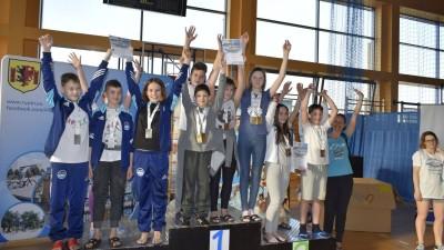 MUKP Przyjazne Wody na zawodach w Rypinie zdobył 8 medali - 1 kwietnia 2017r. Rypin W poszukiwaniu telentow (1)