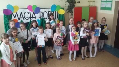 Powiatowy Konkurs Recytacji Maga Poezji - kwiecień 2017 r. 6