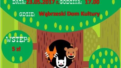Spektakl dla dzieci - 27 maja 2017 r.