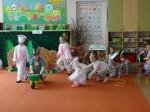 Zajączek Wielkanocny w Przedszkolu Miejskim Bajka - 2017 r.010108