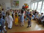 Zajączek Wielkanocny w Przedszkolu Miejskim Bajka - 2017 r.010119