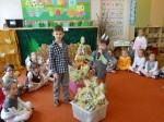 Zajączek Wielkanocny w Przedszkolu Miejskim Bajka - 2017 r.010124