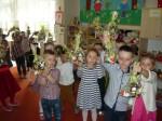 Zajączek Wielkanocny w Przedszkolu Miejskim Bajka - 2017 r.010145