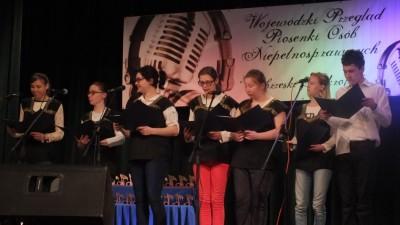Zespół Radość SOSzW Dębowa Łąka