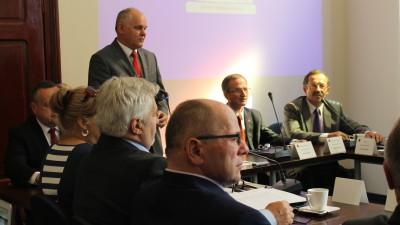 XXIX Sesja Rady Miasta - 27. rocznica samorządów w Polsce oraz podjęcie stanowiska w sprawie obrony samorządności5