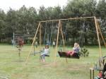 Pierwszacy z SP 2 Dzień Dziecka spędzili w gospodarstwie agroturystycznym w Wałyczyku (2)
