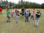 Pierwszacy z SP 2 Dzień Dziecka spędzili w gospodarstwie agroturystycznym w Wałyczyku (6)
