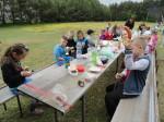 Pierwszacy z SP 2 Dzień Dziecka spędzili w gospodarstwie agroturystycznym w Wałyczyku (8)