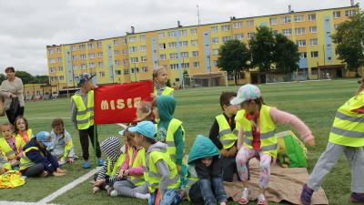 VIII MIejska Olimpiada Przedszkolaków - Dnia Wąbrzeźnna - 1 czerwca 2017 r. (fot. UM) (2)