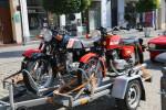 Wystawa starych motocykli - 11 czerwca 2017 r. Wąbrzeźno (2)
