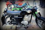 Wystawa starych motocykli - 11 czerwca 2017 r. Wąbrzeźno (4)