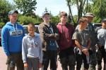 Zawody spławikowe o Puchar Burmistrza - 3 czerwca 2017 r. Dni Wąbrzeźna - 1