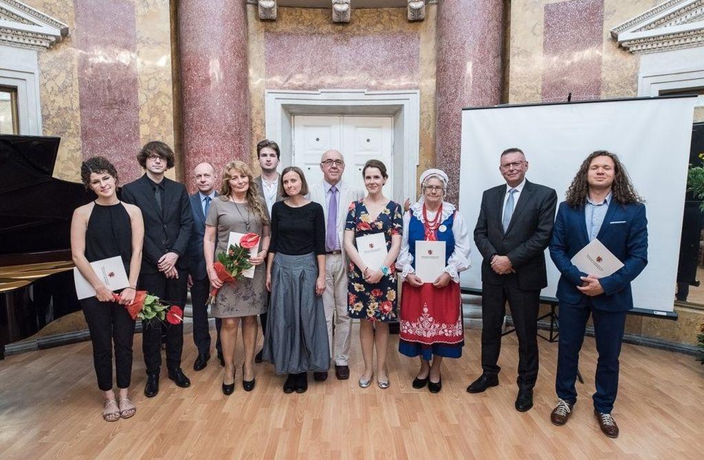 Aleksandra Bacińska - stypendystka marszałka województwa kujawsko-pomorskiego (2). Fot. Tymon Markowski dla UMWKP