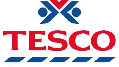 Logo TESCO - Pomagamy