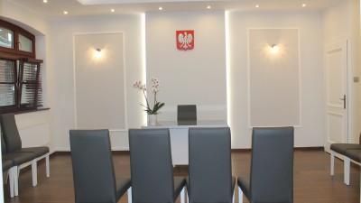 Urząd Stanu Cywilnego w Wąbrzeźnie - sala ślubów