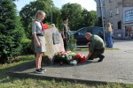 Wąbrzeźno,1 sierpnia 2017 r. - 73. rocznica wybuchu Powstania Warszawskiego 14