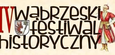 Logo Wąbrzeskiego Festiwalu Historycznego