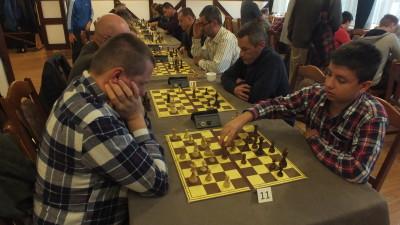 7 października br. rozegrano III Wąbrzeski Turniej Szachów Szybkich FIDE (3)