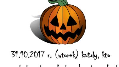 Halloween 2017 - Pływalnia Miejska