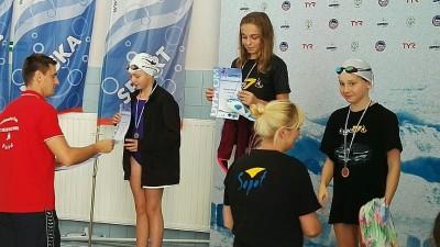 Sezon pływacki otwarty (2)