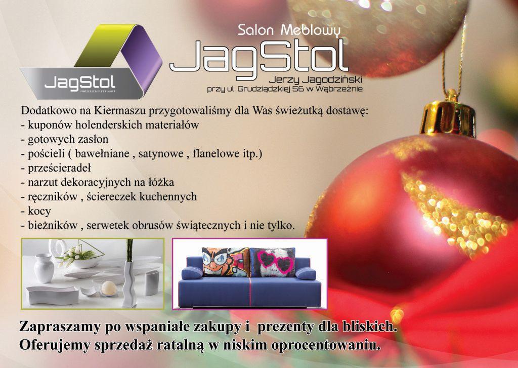 Kiermasz świąteczny w firmie Jagstol 2